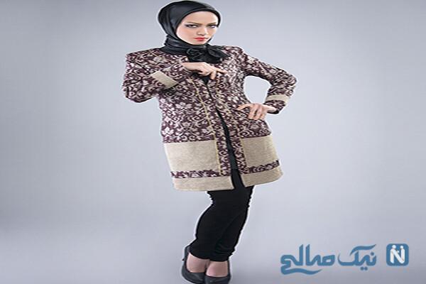 چه مدل لباسی شما را لاغرتر نشان میدهد؟؟ اصول انتخاب مناسب لباس