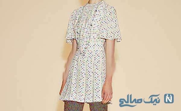 بهترین مدل پیراهن زنانه Valentino مخصوص بهار
