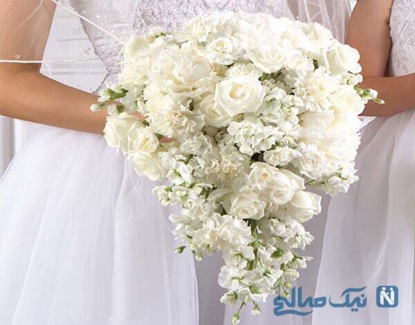 مدلهای دسته گل عروس