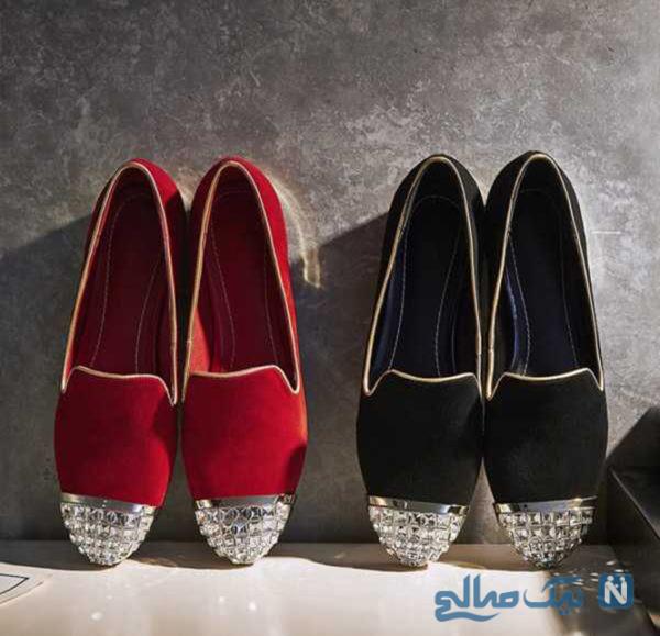 جدیدترین و زیباترین کفش اسپرت دخترانه دانشجویی