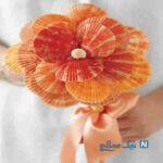 دسته گل عروس جدید و متفاوت