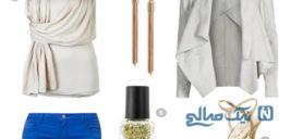 مدلهای جدید ست لباس دخترانه بهاری +تصاویر