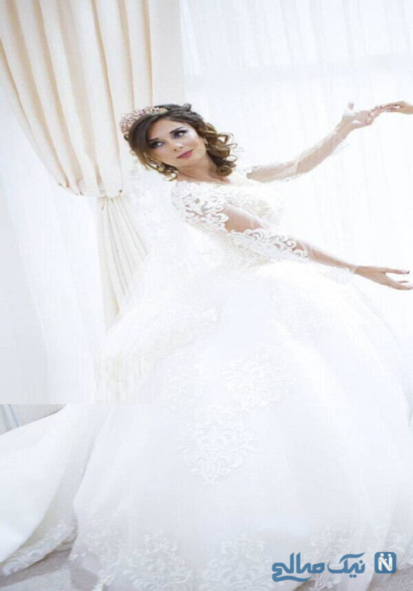مدلهای جدید لباس عروس