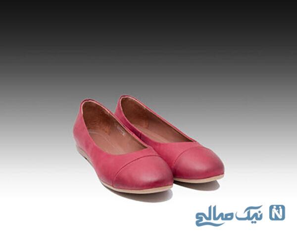 کفش های زیبای دخترانه