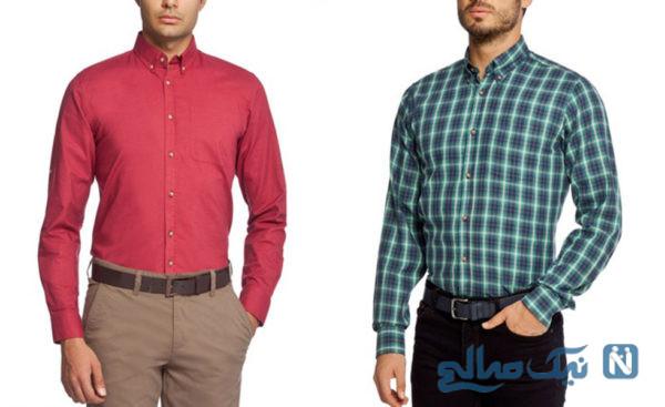 مدلهای پیراهن مردانه