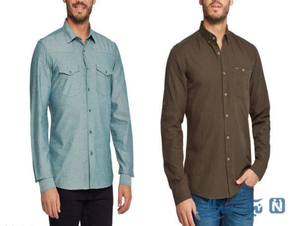 مدلهای پیراهن مردانه مخصوص بهار +تصاویر