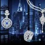 مدل جواهرات برند Harry Winston