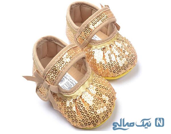 مدل کفش دختر بچه ها شیک و جدید
