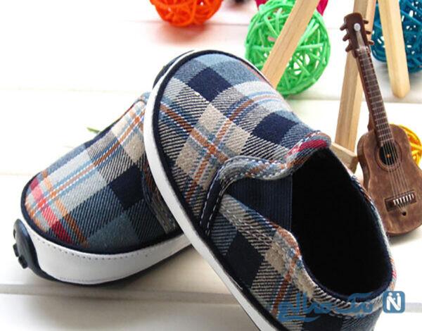 مدل کفش بسیار شیک مخصوص کودکان
