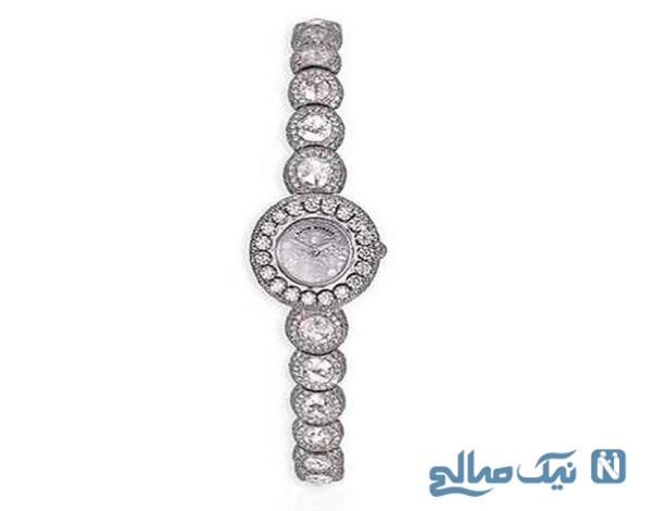 مدل ساعت الماس دخترانه