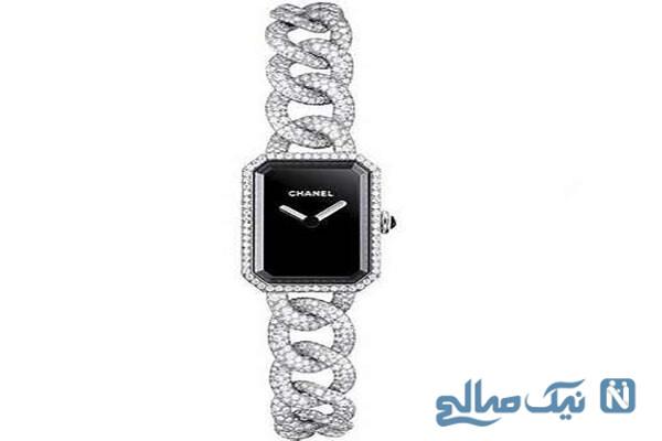 گران قیمت ترین و زیباترین مدل ساعت های طلا و الماس زنانه بسیار زیبا مخصوص شیک پوشان