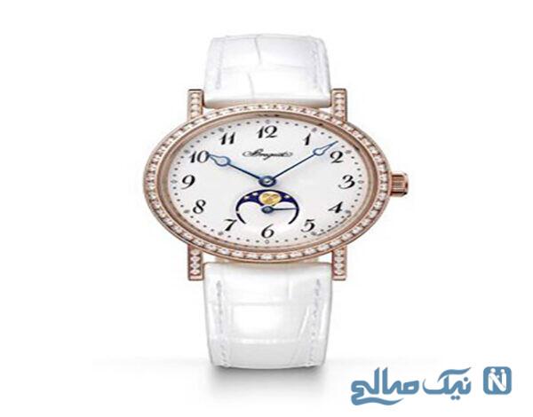 زیباترین ساعت الماس زنانه