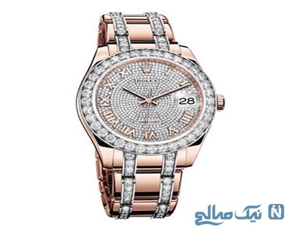 جدیدترین مدل ساعت برند Rolex
