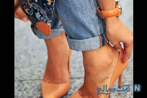 اصول ست کردن رنگ های لباس مخصوص خانم های شیک پوش