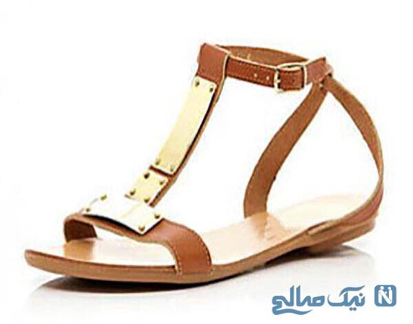 انواع کفش های تابستانی برند زارا