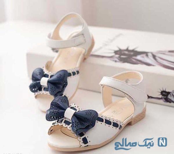 کفشهای تابستانی دخترانه