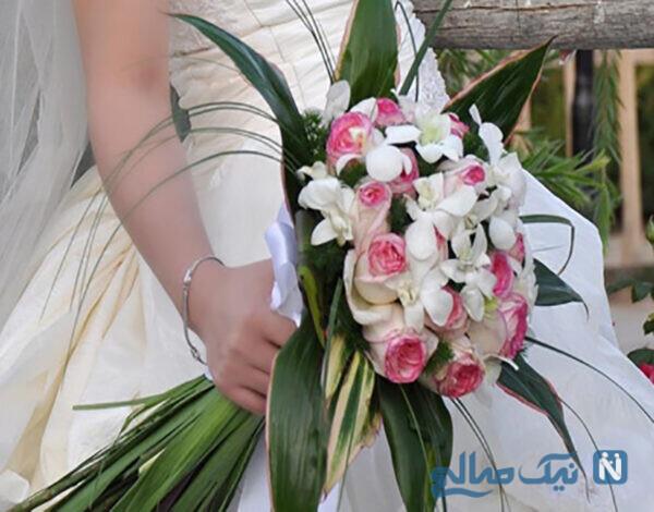 زیباترین مدل دسته گل عروسی