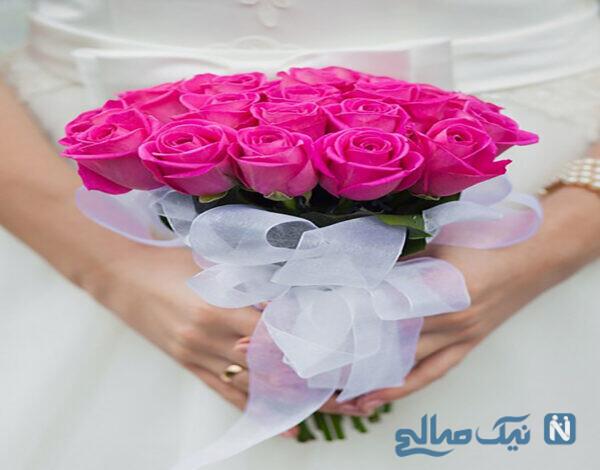 زیبا ترین دسته گل عروسی