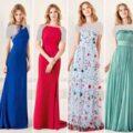 جدیدترین مدل لباس شب برند clarisse