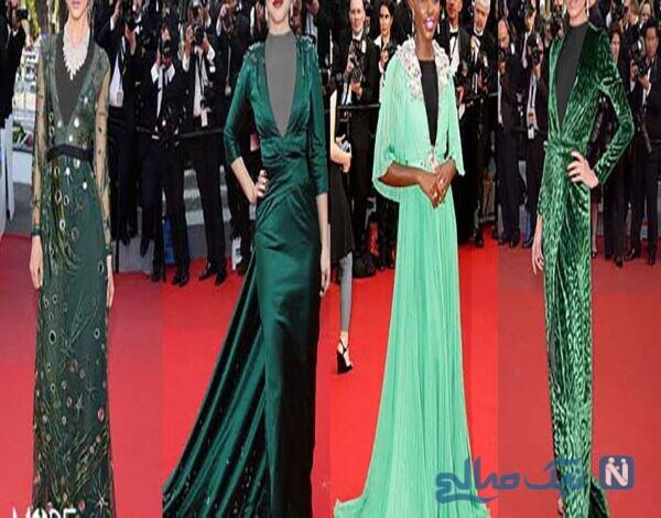 رنگین کمان سبز