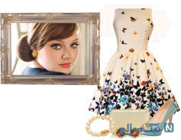 جدیدترین مدل لباس بهاره