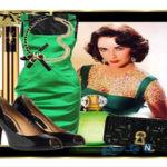 مدلهای جدید ست لباس مجلسی زنانه (رنگ سبز)