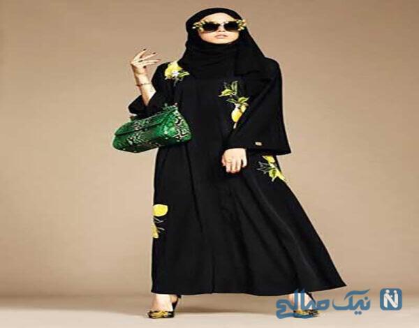 مدل مانتو عربی,مانتو عربی بلند