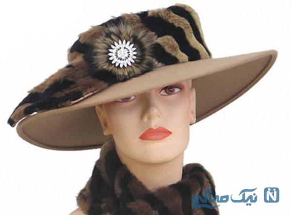مدل کلاه تابستانی دخترانه خیلی شیک +تصاویر