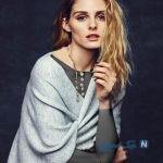 انتخاب لباس بهاره متفاوت وشیک به سبک اولیویا پالرمو مدل محبوب اروپا+تصاویر