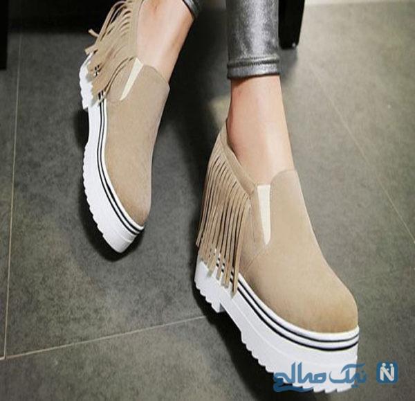 کفش های لژدار زنانه