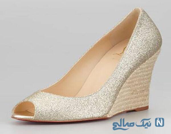 کفش پاشنه دار شیک