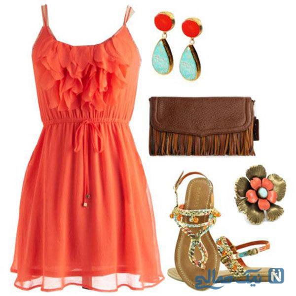 ست لباس تابستانه