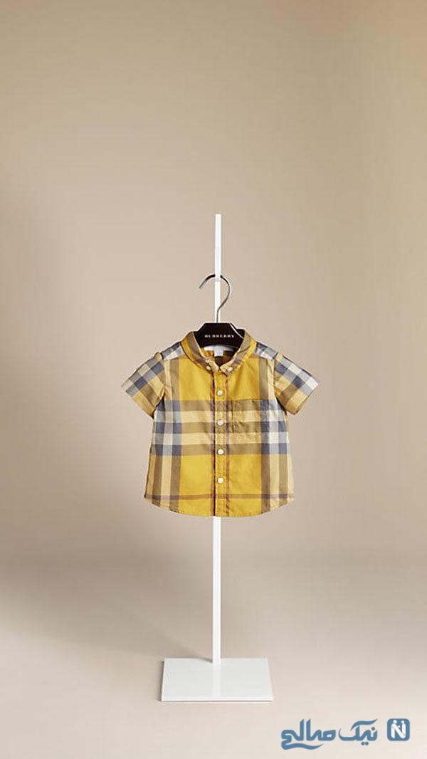 مدل های لباس تابستانی بچه گانه