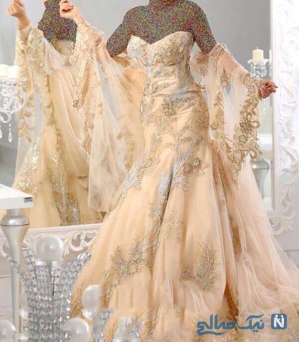 مدل لباس نامزدی