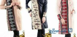 شیک ترین مدل مانتو سنتی ایرانی +تصاویر