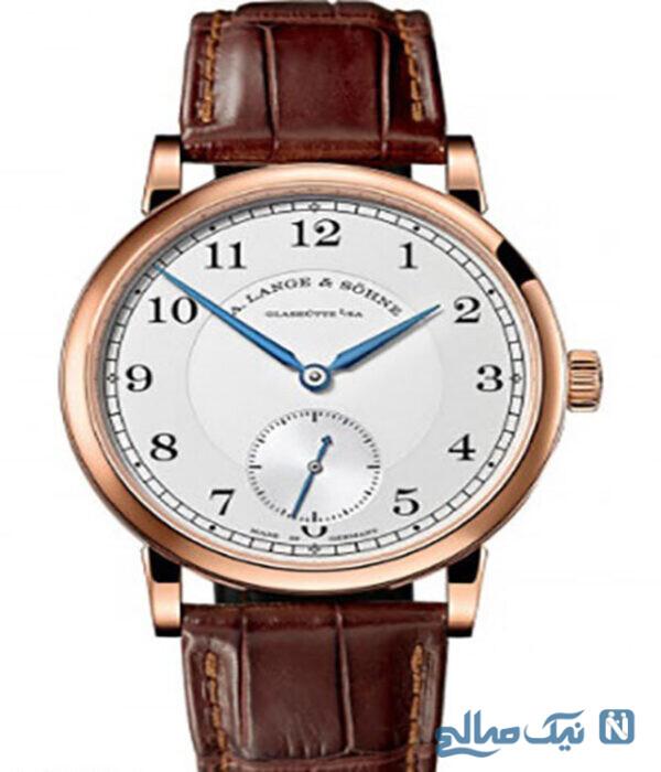 مدل ساعت مچی کلاسیک
