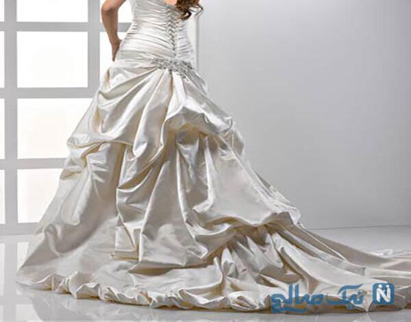 مدل های شیک لباس عروس