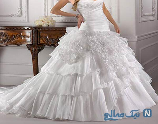 بهترین و جدیدترین عکس لباس عروس
