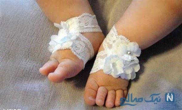 پابندهای نوزادی