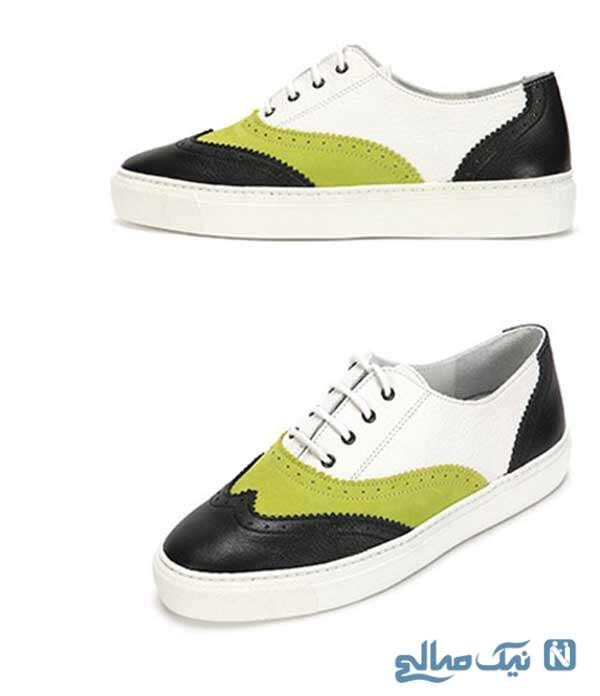 خرید کفش های رنگی اسپرت