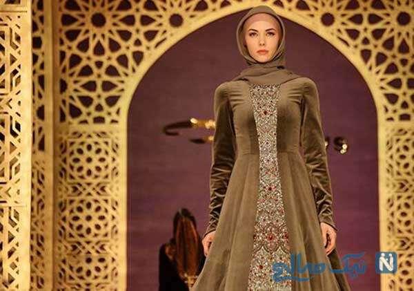 مد زنانه های اسلامی