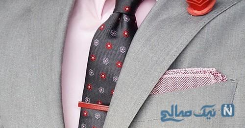 ست کردن کراوات با پیراهن