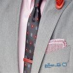 اصول ست کردن پیراهن و کراوات برای چشم گیر شدن استایل مردان+تصاویر