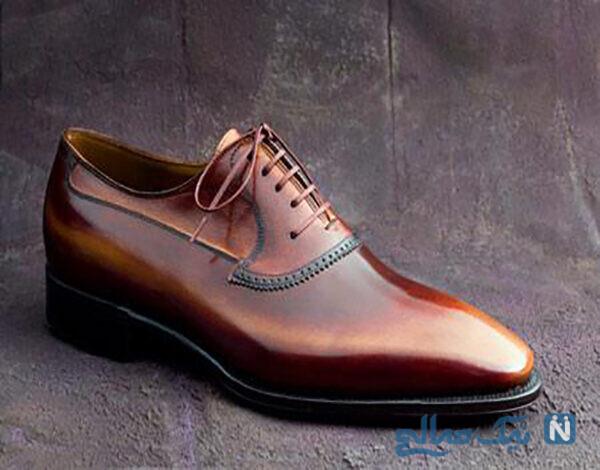 کفش لوکس مردانه