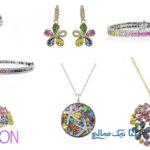 تابستان رنگی با، تازهترین کلکسیون جواهرات effey +تصاویر