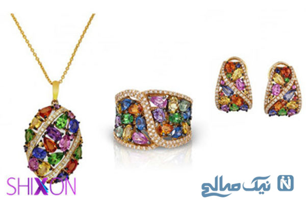 کلکسیون جواهرات