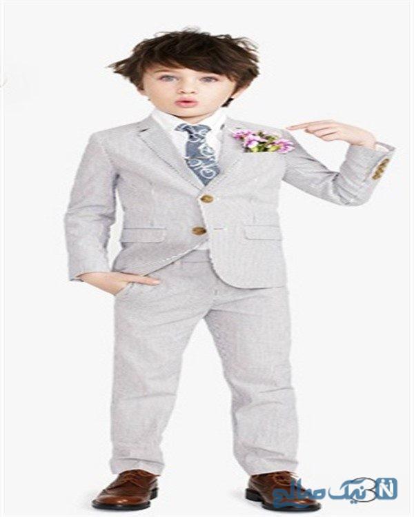 مدل کت پسربچه