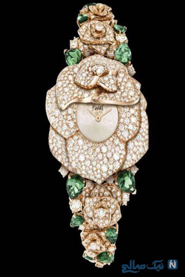 «هارودز پرینسس» با الماس و زمرد از بکس اند اشتراوس