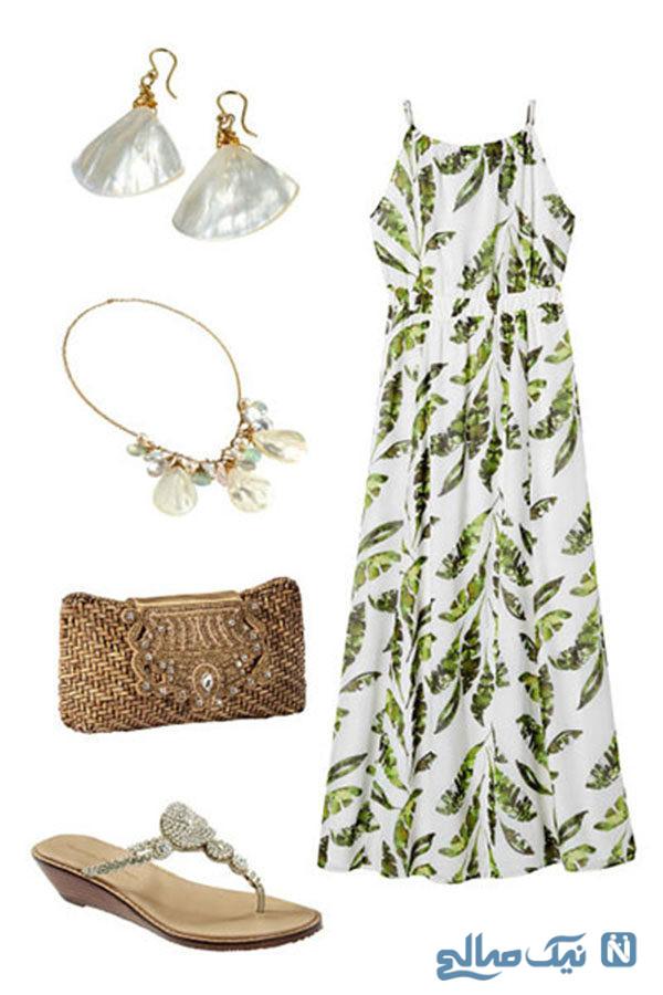 ست لباس برای فصل تابستان