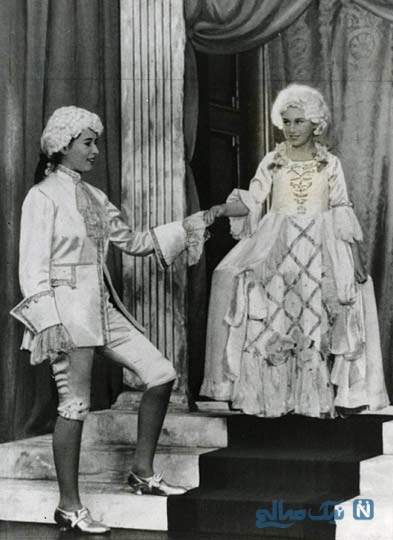 لباس های ملکه الیزابت